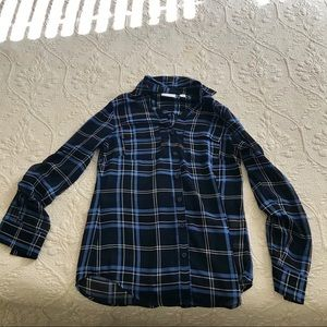 NY&Co Button Down Shirt, Like New!